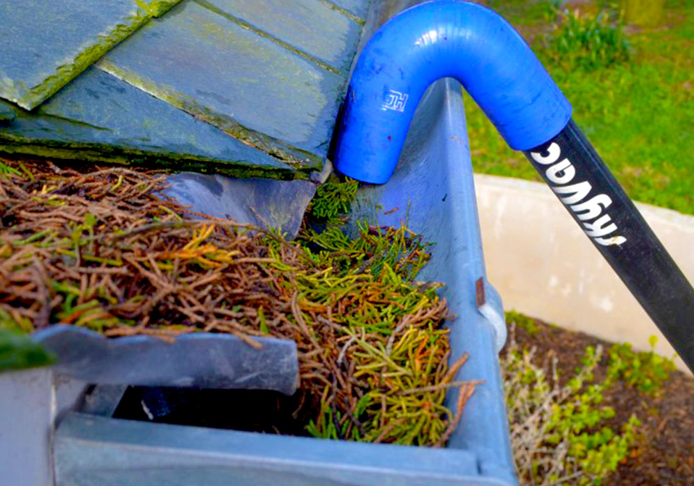SoClean Cleaning Services Gutter Vac Cleaning
