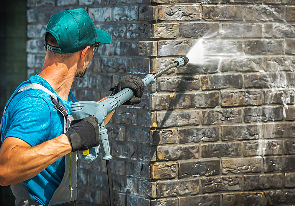 SoClean Cleaning Services Wall Cleaning