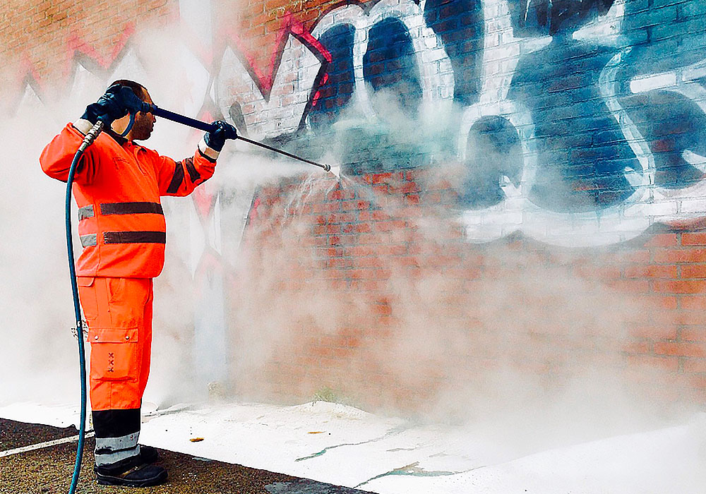 SoClean Other Services Graffiti Removal