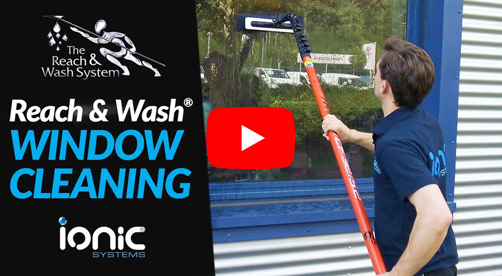 Reach And Wash System - Window Cleaning